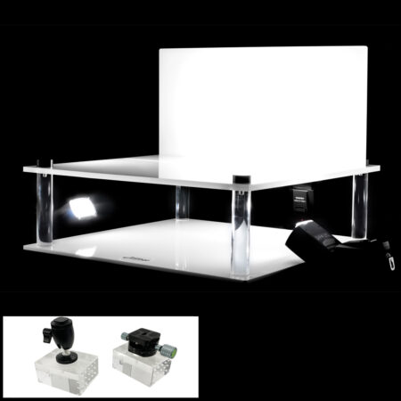 JoStage Photo Table + Objects Holders, Set